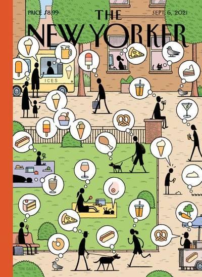 The New Yorker – September 06, 2021