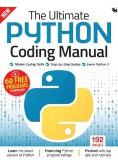 The Ultimate Python Coding Manual - 5th Edition, 2021