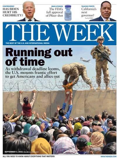 The Week USA – September 03, 2021