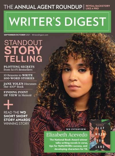 Writer's Digest - September / October 2021