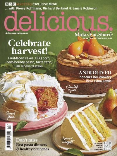 Delicious UK – September 2021