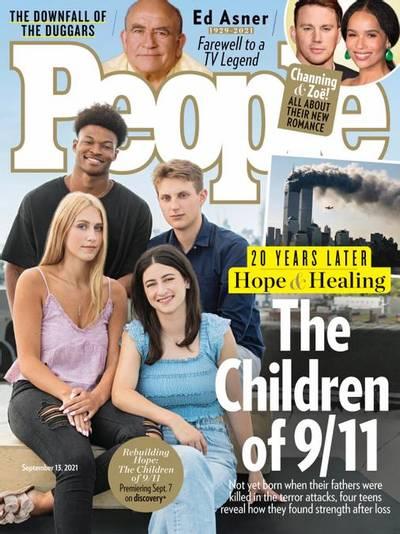 People USA – September 13, 2021