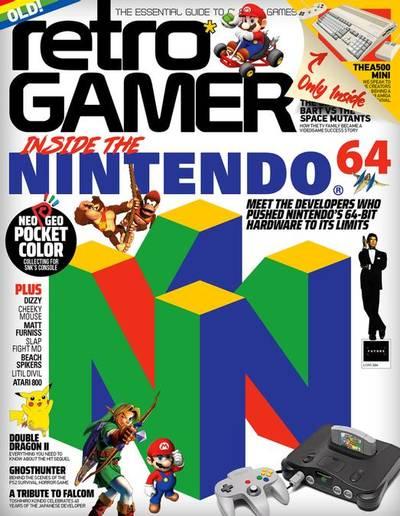 Retro Gamer UK – Issue 224, 2021