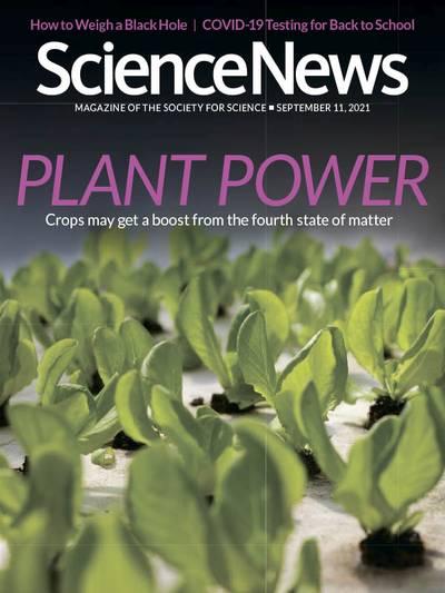 Science News – September 11, 2021