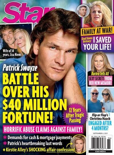 Star Magazine USA – September 06, 2021