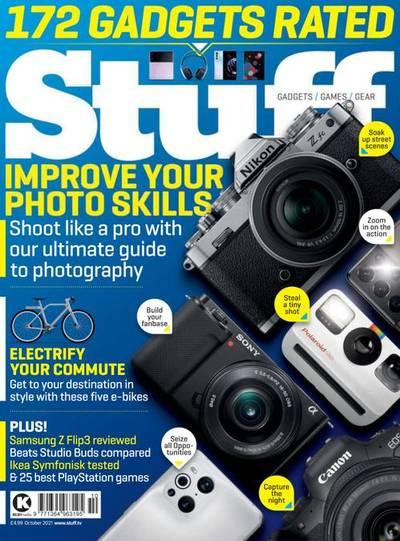 Stuff UK – October 2021