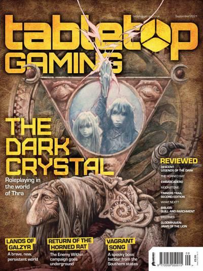 Tabletop Gaming – September 2021