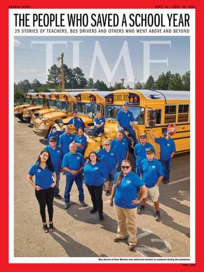 Time USA – September 13, 2021